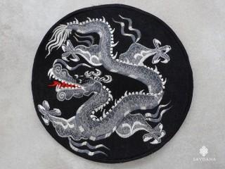 PB17 Pièce Brodée Dragon