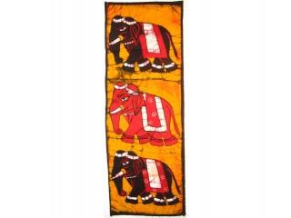 BB07 Batik Eléphants