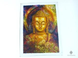 PNT33 Peinture Tibétaine Bouddha