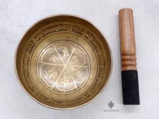 BC114 Bol Chantant Tibétain Mantra