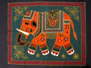 BB69 Batik Eléphant