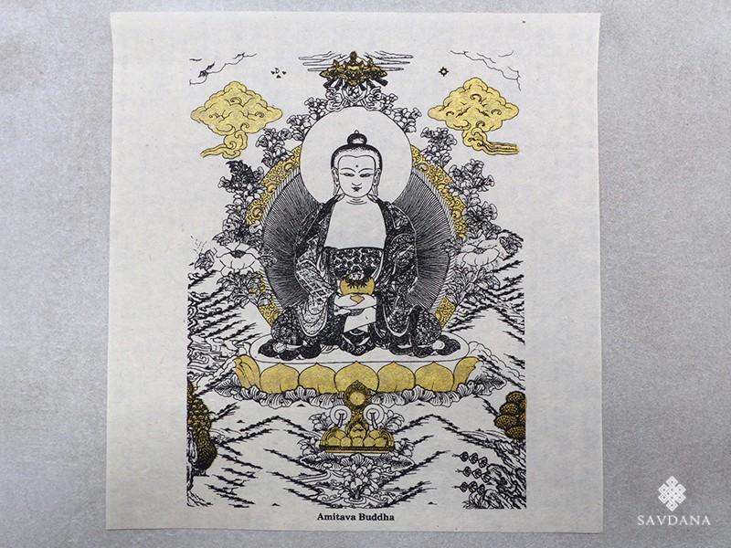 https://www.savdana.com/19881-thickbox_default/af138-affiche-tibetaine-papier-nepalais-bouddha-amitava-amitabha.jpg