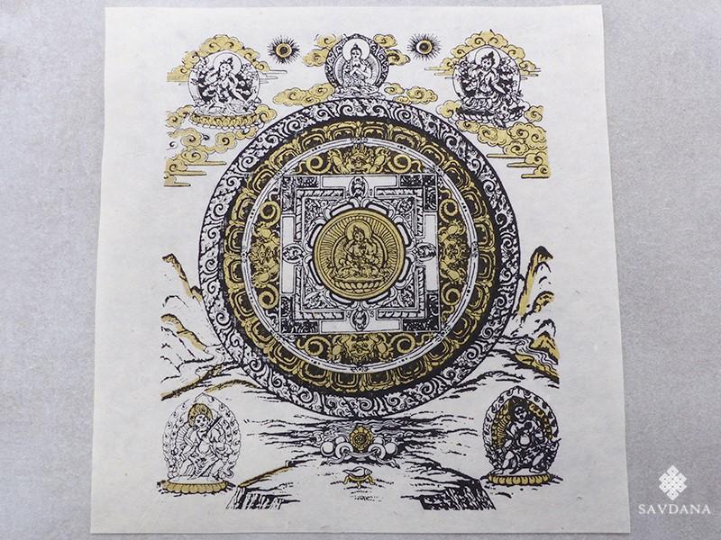 https://www.savdana.com/19891-thickbox_default/af146-affiche-tibetaine-papier-nepalais-bouddha.jpg
