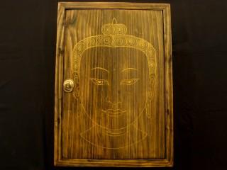 BTC15 Boîte à Clés Bouddha