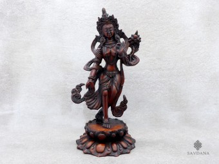St07 Statue Tara Déesse Bouddhiste