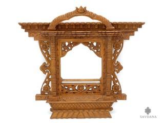 Mir12 Miroir Fenêtre Népalaise