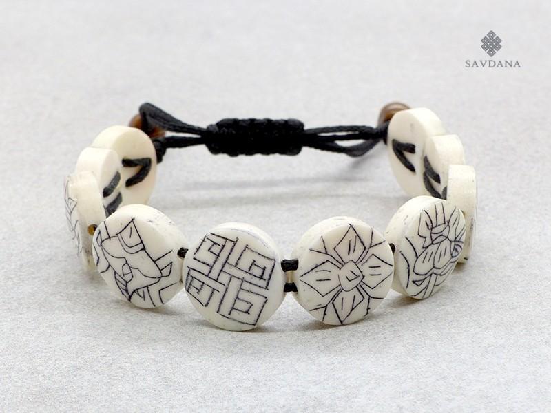 https://www.savdana.com/21189-thickbox_default/brd214-bracelet-tibetain-astamangala-os-de-buffle.jpg