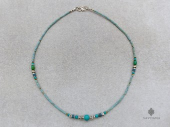 CD159 Collier Tibétain