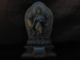 St42 Statue Tara Déesse Bouddhiste