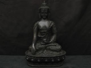 St45 Statue Bouddha Dragon