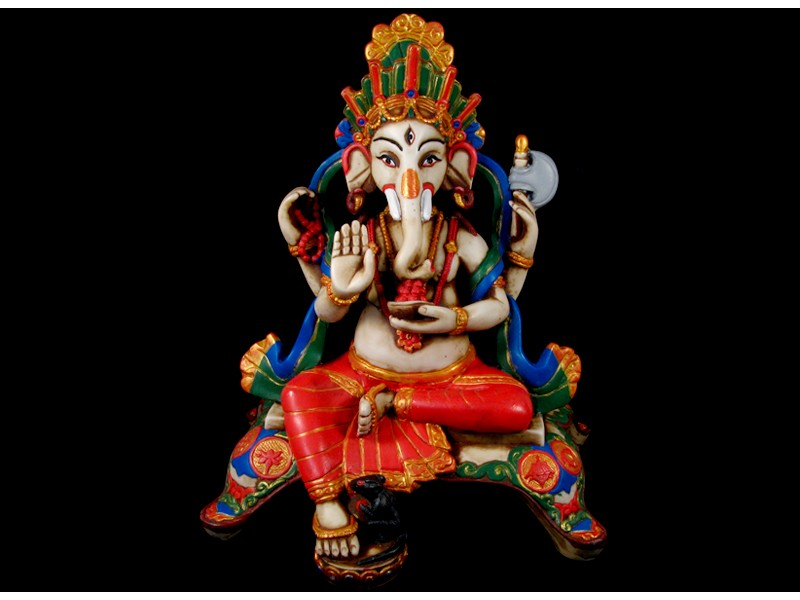 https://www.savdana.com/2348-thickbox_default/st60-statue-ganesh-signes-auspicieux-du-bouddhisme-astamangala.jpg