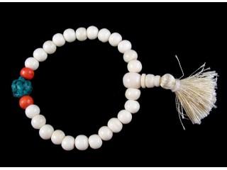 BrMala33 Bracelet Mala Os de Buffle