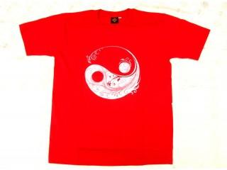 TSrt11 T-Shirt Yin Yang