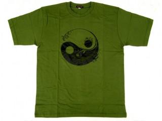 TSrt17 T-Shirt Yin Yang