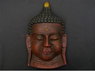 Msq25 Masque Bouddha
