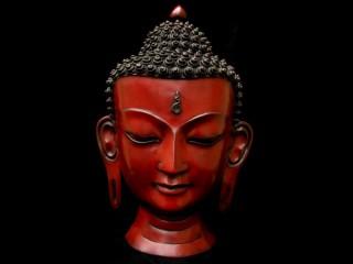 Msq31 Masque Bouddha