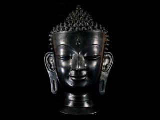 Msq43 Masque Bouddha
