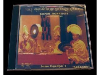 MCD01 CD Kopan Monastery Lama Gyudpa's Dhakang