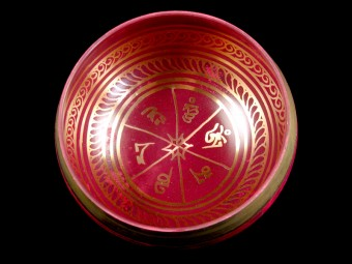 BC77 Bol Chantant Tibétain Mantra Conque