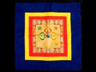 BB82 Bannière Tibétaine Dorje Vajra
