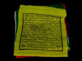 DP20 Drapeaux de Prières Tibétains 5m