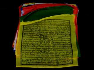 DP22 Drapeaux de Prières Tibétains 16m