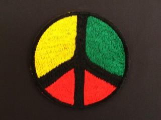 PB38 Pièce Brodée Symbole de la Paix