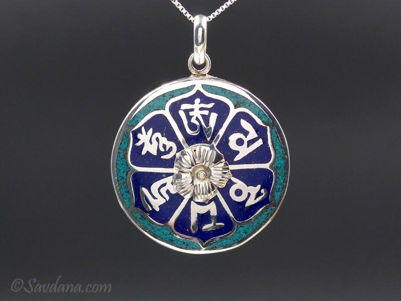 https://www.savdana.com/9536-thickbox_default/pa11-pendentif-argent-massif-mantra-turquoise-corail-lapis-lazuli-bijou-argent-bijou-bouddhiste-pendentif-bouddhiste.jpg